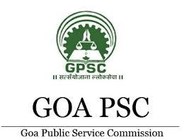 Goa PSC Jobs 2017