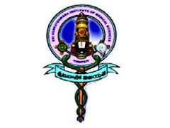 Sri Venkateswara Institute of Medical Sciences Tirupati Recruitment