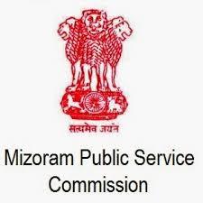 Mizoram PSC Jobs 2017