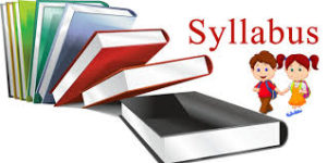HMWSS Jr Assistant Syllabus