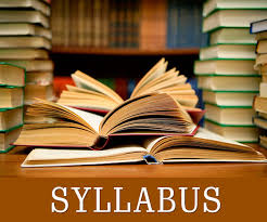 IBPS Specialist Officer Syllabus 2017
