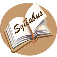Telangana University Teaching Syllabus 2018