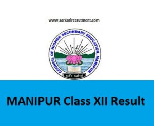 Manipur Inter 2nd Year Intermediate Result