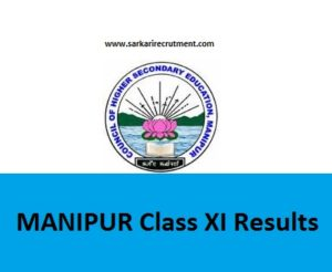 Manipur HSE 12th Result