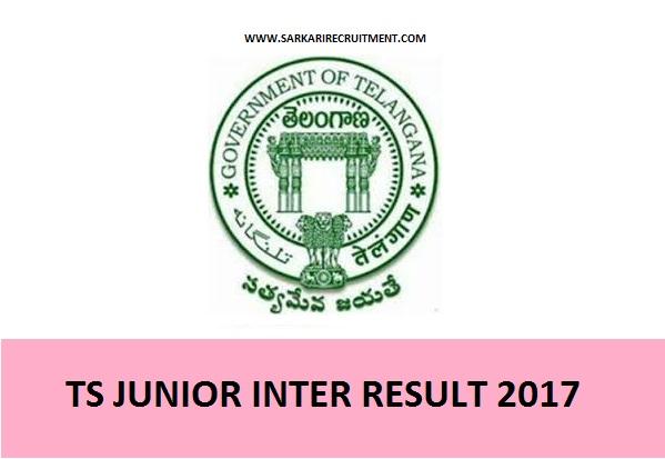 Telangana Inter 1st year Result