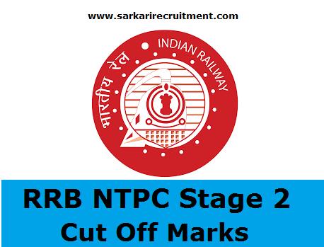 RRB Ahmedabad Cut Off Marks