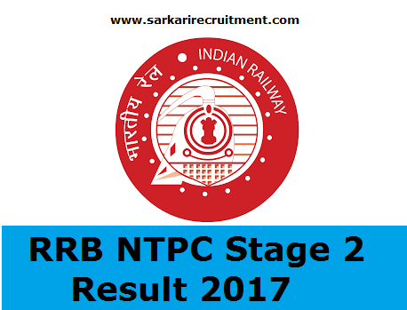 RRB Ahmedabad Results