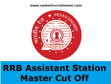 RRB Assistant Station Master Cut Off