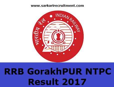 RRB Gorakhpur