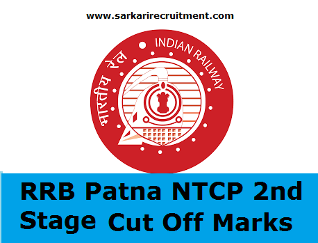 RRB Patna Cut Off Marks