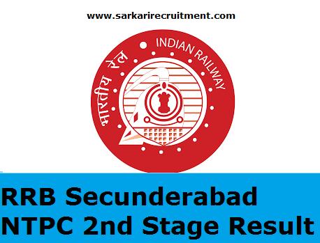 RRB Secunderabad
