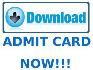 MP Vyapam Pre Polytechnic Test Admit Card