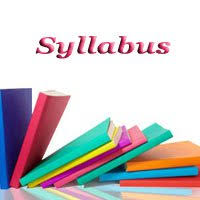 CCI Syllabus