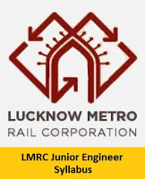 LMRC Junior Engineer Syllabus