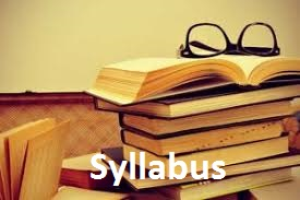 GSSSB Medical Officer Syllabus 2017-2018