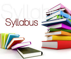 KSSCL Syllabus 2017