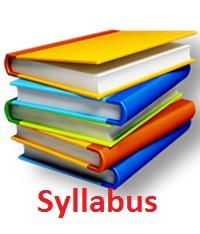 TSPSC TRT Syllabus 2017-2018