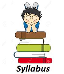 SDSC SHAR Technical Assistant Syllabus 2017