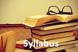 BLCL Junior Officer Syllabus