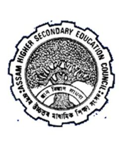 Assam HS First Year Time Table