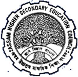 Assam HS First Year Admit Card