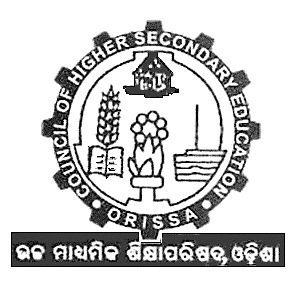 Odisha CHSE Time Table