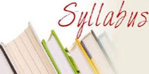 RRB Chandigarh Syllabus