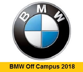 BMW Off Campus 2018