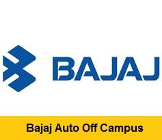 Bajaj Auto Off Campus