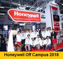 Honeywell Off Campus 2018