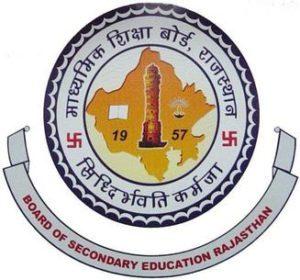 Rajasthan Board 10th Admit Card