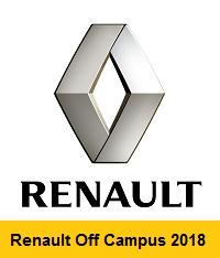 Renault Off Campus 2018