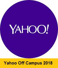 Yahoo Off Campus 2018