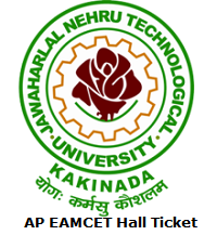AP EAMCET Hall Ticket