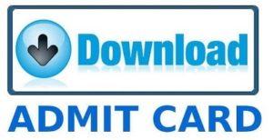 CETPPMC Admit Card