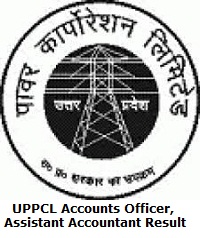 UPPCL Accounts Officer, Assistant Accountant Result