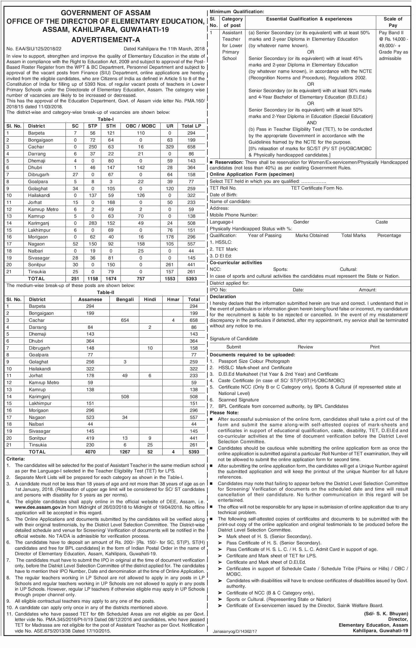 DEE-am-LP-Teacher-Recruitment Teacher Application For Leave Form on personal reference for teacher, request letter for teacher, appointment letter for teacher, student resume for teacher, experience letter for teacher, letter of support for teacher, recommendation letter for teacher,