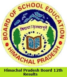 Himachal Pradesh Board 12th Results