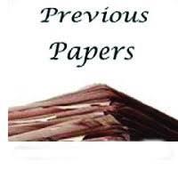 KCGMC Staff Nurse Previous Papers
