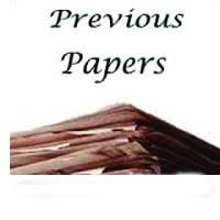 JIPMER Senior Resident Previous Papers