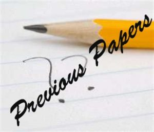 RMC Previous Year Question Papers