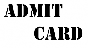 Manipur High Court LDA Admit Card