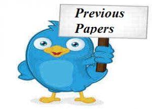 BMC Gujarat Previous Papers