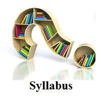 PPSC Lecturer Syllabus