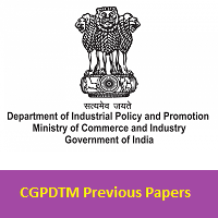 CGPDTM Previous Papers