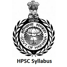 HPSC Syllabus