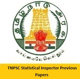 TNPSC Statistical Inspector Previous Papers