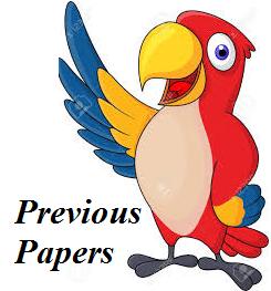 GMC Shivpuri Previous Papers