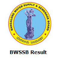 BWSSB Result