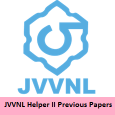 JVVNL Helper II Previous Papers
